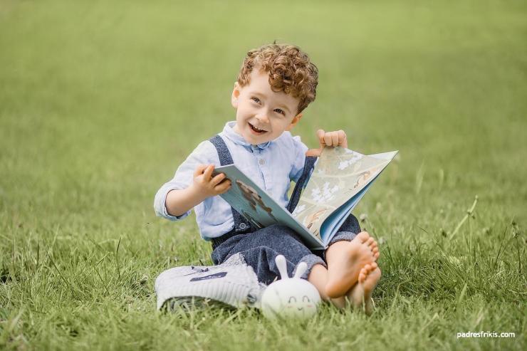 fomentar lectura a los niños