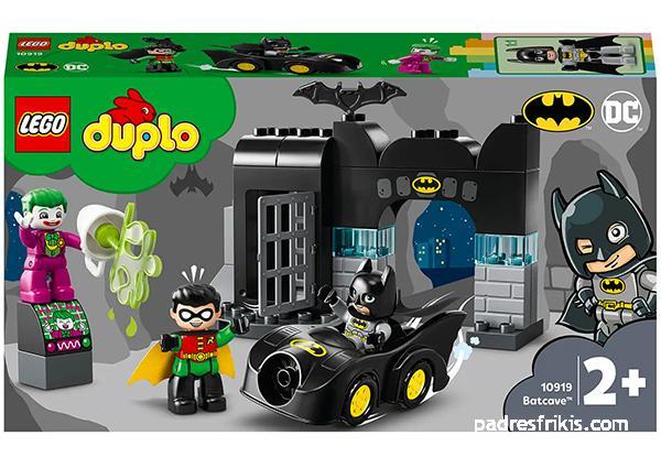 legos para niños batcueva y batman