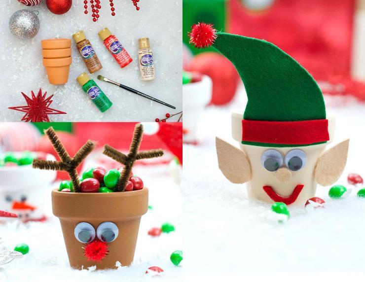 manualidades navidad niños