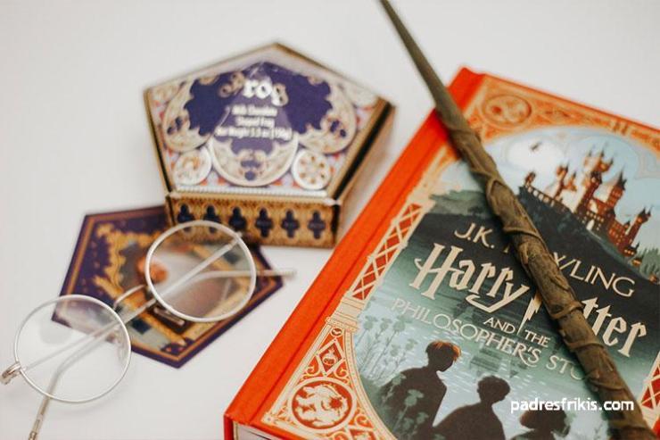 mejores regalos para fans de harry potter