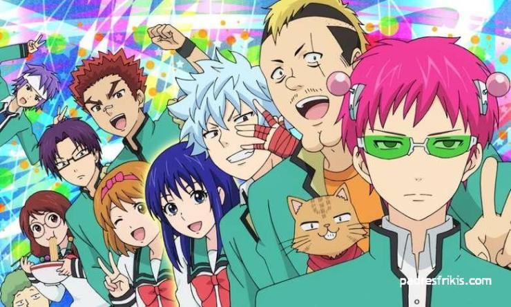 saiki anime