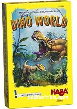 dino world juego