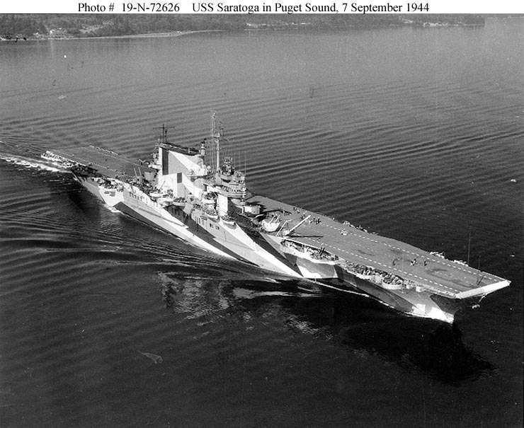 saratoga 1944