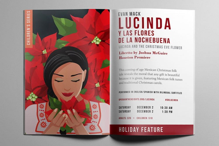 Opera in the Heights – Season 2017-18 Brochure