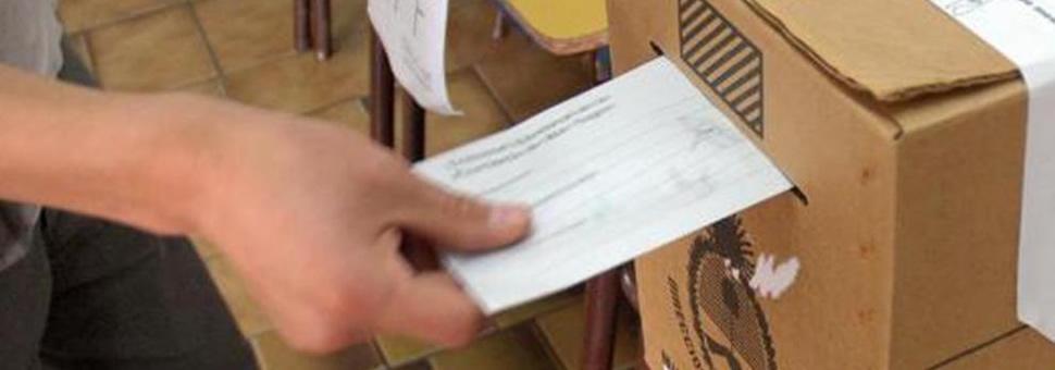 Uno de cada cuatro electores está afiliado a un partido político