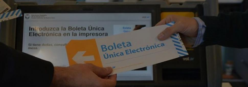 Hubiese cambiado el resultado de las elecciones con el voto electrónico ?