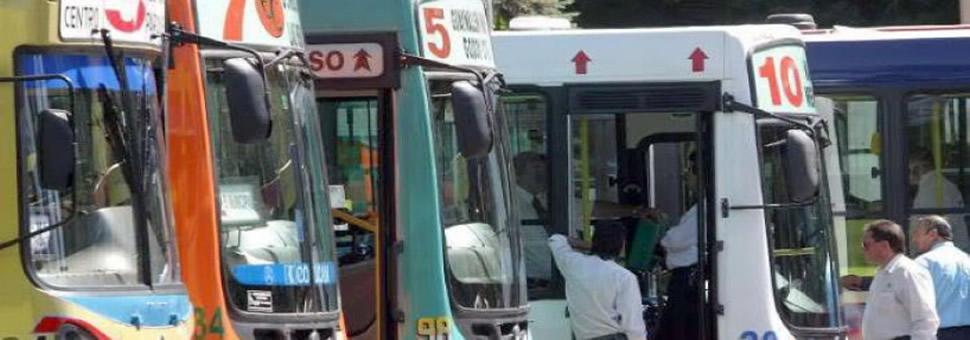 PASO 2017: el transporte público será gratis para ir a votar en Mendoza