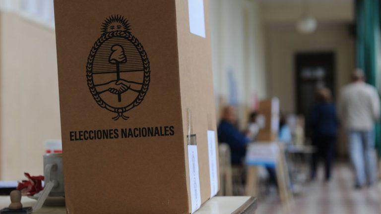 San Juan : así será la actividad en las escuelas durante las elecciones
