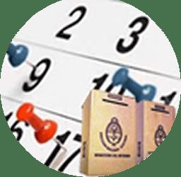 Calendario Electoral / Cronograma Electoral