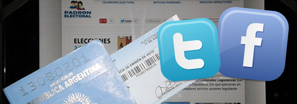 Santa Fé : Veda electoral y redes sociales