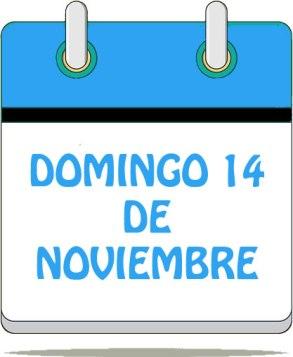 Elecciones 14 de Noviembre