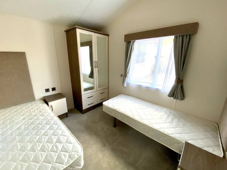 Lodge Bedroom Holiday in Padstow