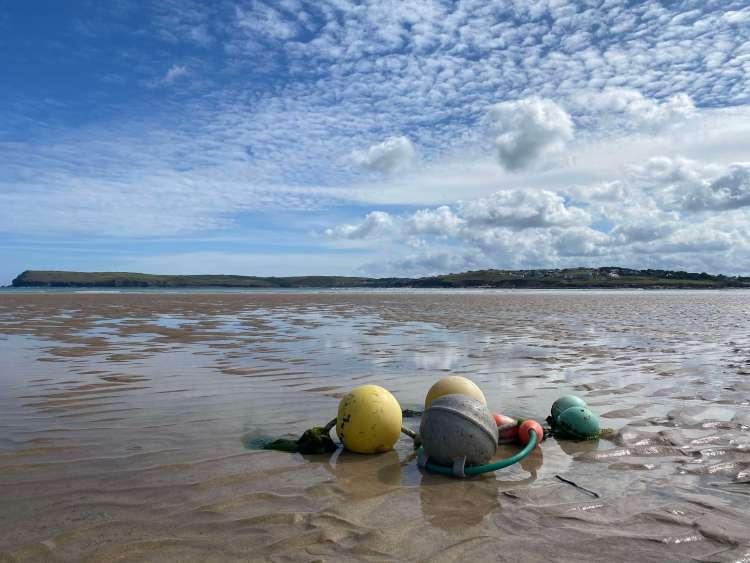 Beach Bouys Padstow