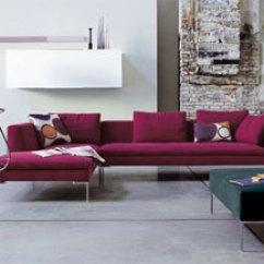 Contemporary Fabric Sofas Compact Ireland Seating By Antonio Citterio – Padstyle   Interior Design ...