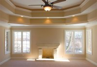 Benefits of a Tray Ceiling  PadStyle | Interior Design ...