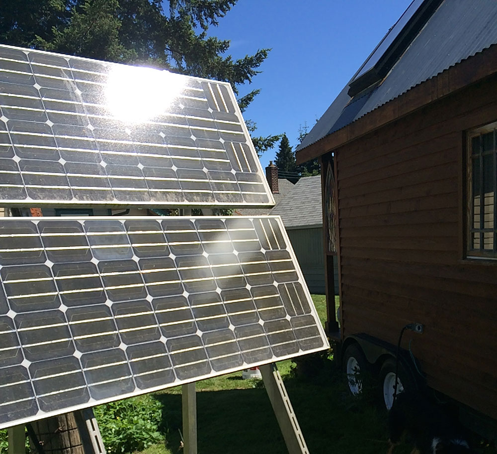 medium resolution of how to power your tiny house with solar power