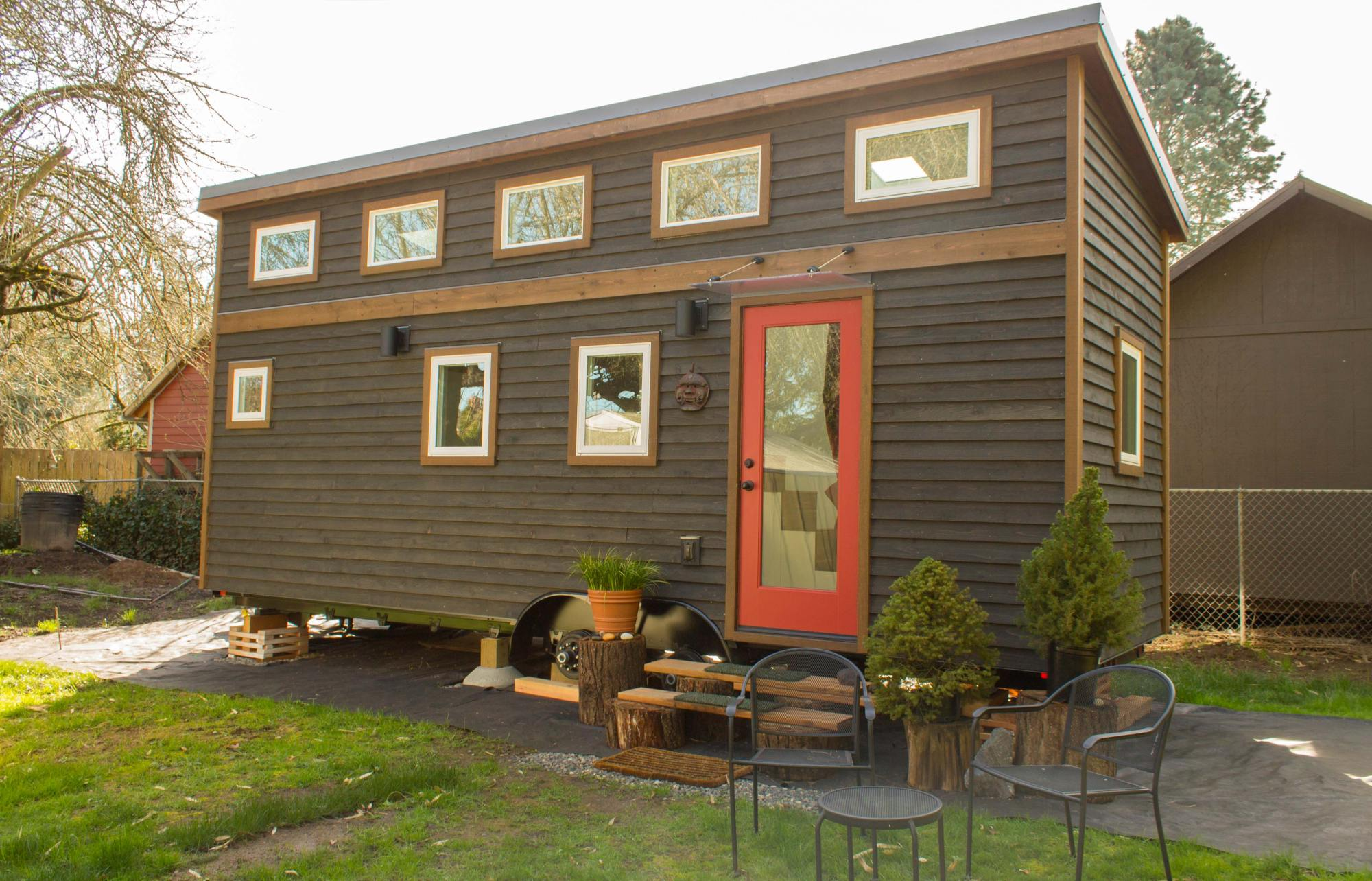 hight resolution of tiny house on pinterest plumbing tiny house and electrical wiring the hikari box tiny house plans