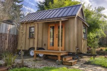 Tiny House Plans On Wheels Designs