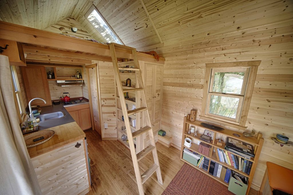 Tiny House Books & Plans