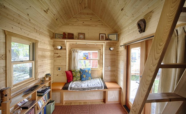 The Sweet Pea Tiny House Plans Padtinyhouses