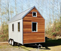 Miter Box Tiny House Plans