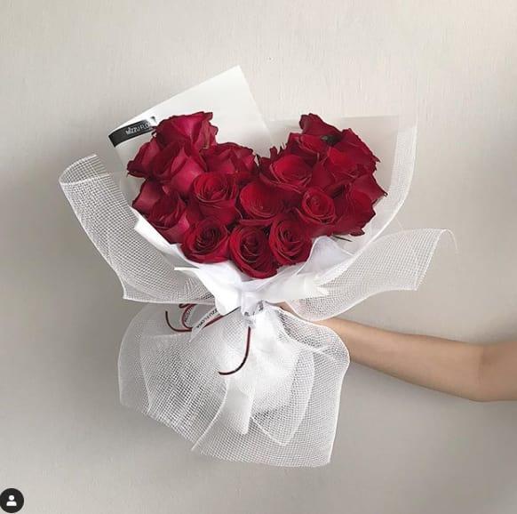 257 Gambar Buket Bunga Cantik Dan Elegan Padukata Com