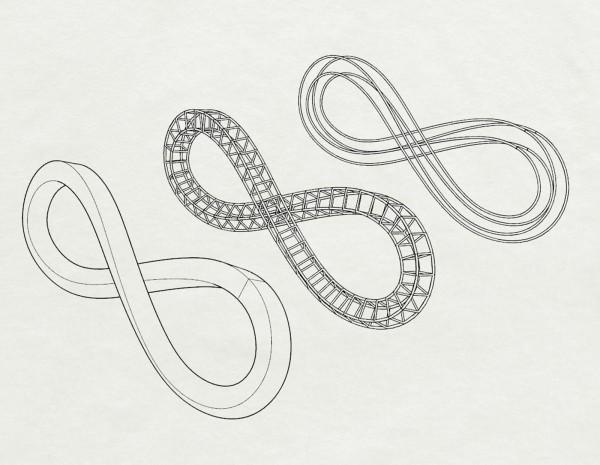 Moebius Loop [consultancy-geometry fine tunning