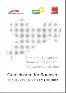 Koalitionsvertrag_Sachsen