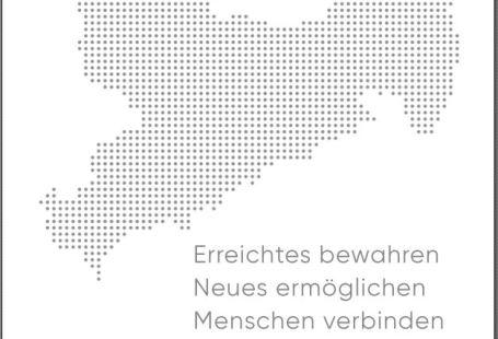Cover Koalitionsvertrag 2019-2024