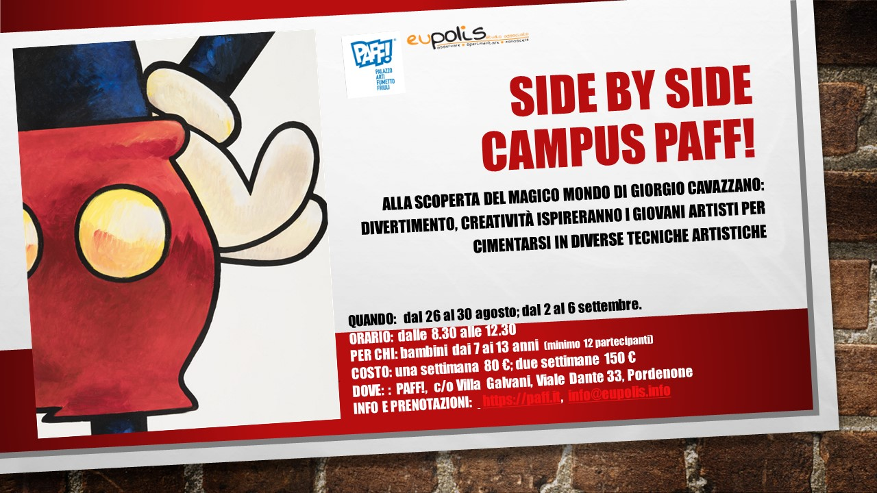 Campus Paff!