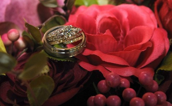 My Mother's Engagement Ring from My Father