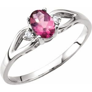 October Birthstones: Opal and Pink Tourmaline