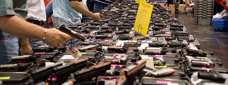 Forks of Delaware Gun Show
