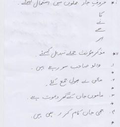 Montessori Worksheet Urdu   Printable Worksheets and Activities for  Teachers [ 2340 x 1700 Pixel ]