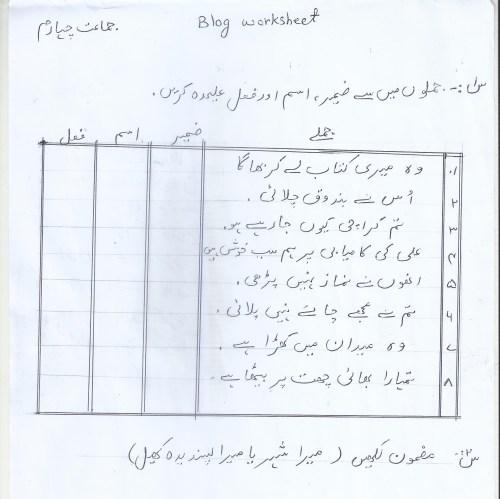 small resolution of 24 Urdu grammer ideas   urdu