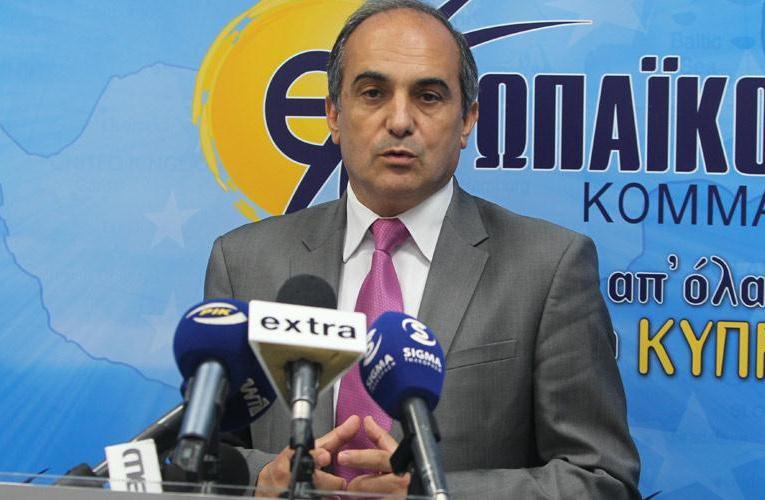 Δύσκολα τα πράγματα στην Κύπρο, δηλώνει ο Πρόεδρος ΕΥΡΩΚΟ