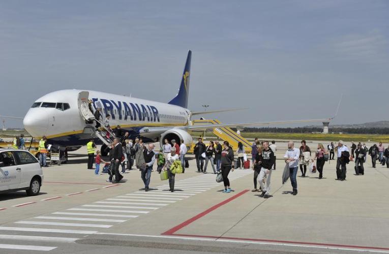 Αυτά είναι τα νέα 12 δρομολόγια της Ryanair από Πάφο