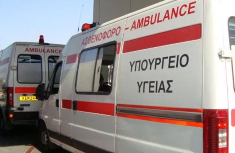 Θανατηφόρο με θύμα 86χρονο πεζό στην Πέγεια