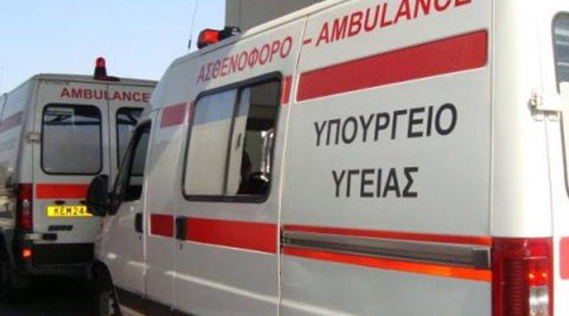Σοβαρός τραυματισμός 63χρονου