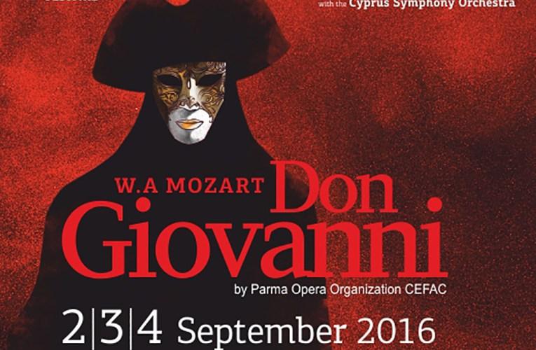 Εντατικές οι πρόβες για το φεστιβάλ όπερας