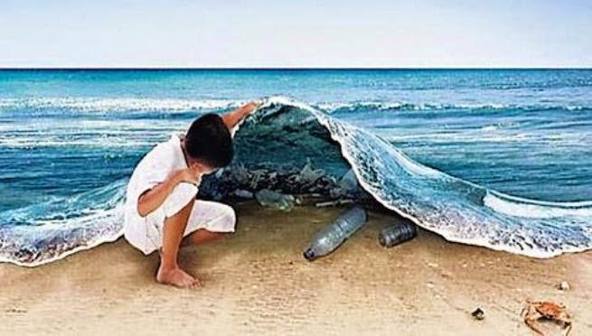 Μολύνουν ανεξέλεγκτα τη θάλασσα στη Χλώρακα