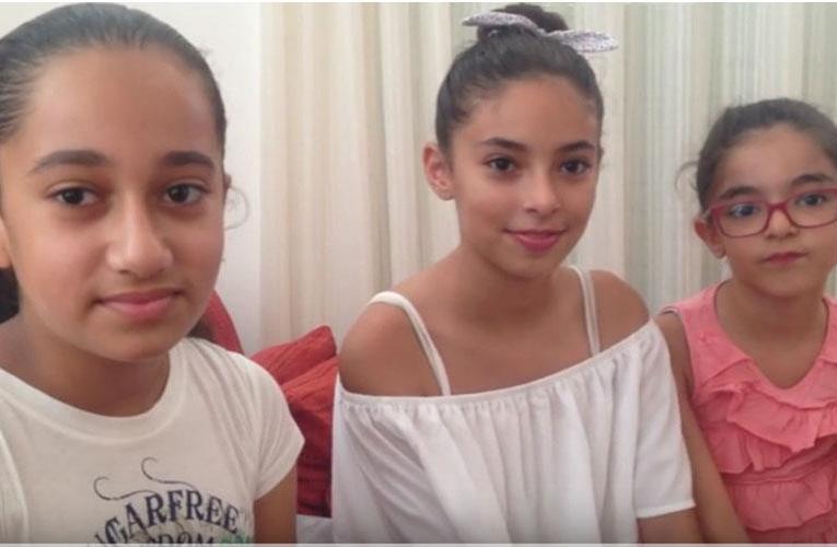 Οι μαθήτριες που πωλούσαν λεμονάδες για την πυρόπληκτη Σολέα