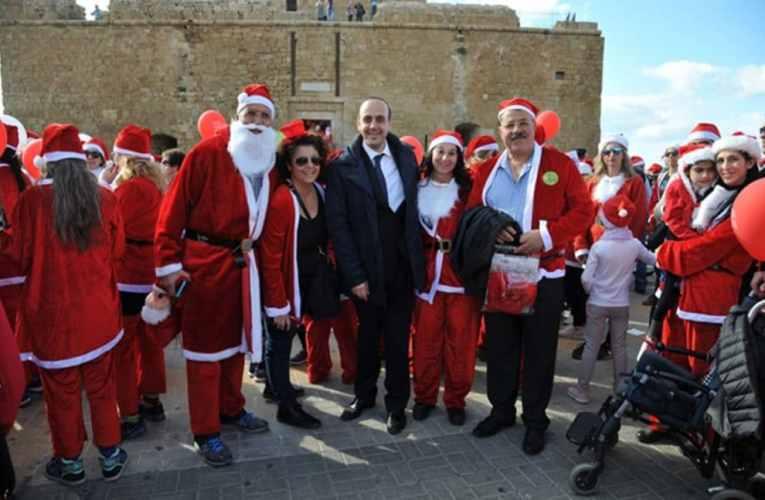 Οι ευχές και το μήνυμα του Δημάρχου για τις γιορτές