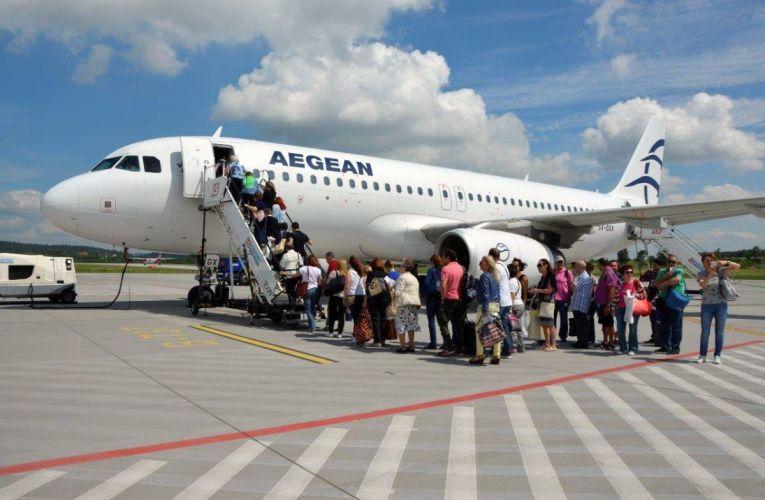 Έρχεται και η Aegean για το Πάφος-Αθήνα με δύο πτήσεις την εβδομάδα