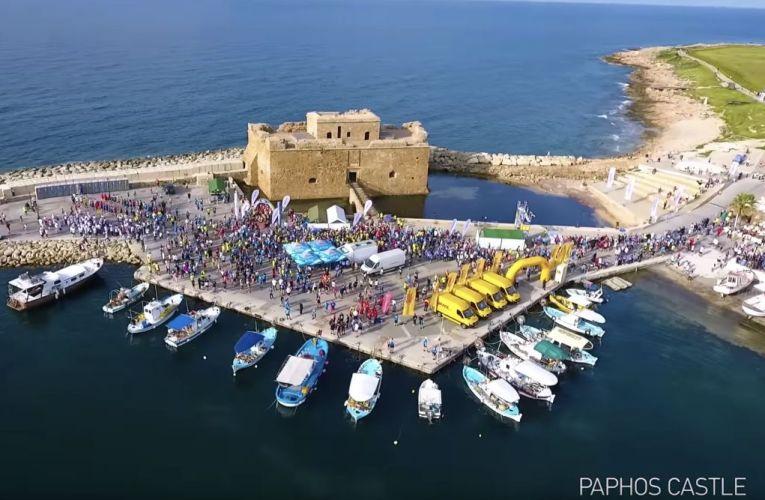 22ος Logicom Cyprus Marathon: Εντυπωσιακή στήριξη από την τοπική κοινότητα της Πάφου