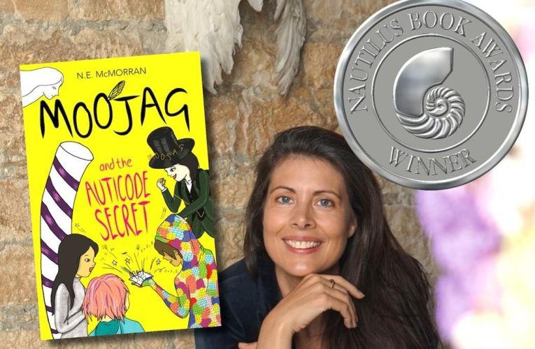 """Το παιδικό μυθιστόρημα """"MOOJAG and the AUTICODE SECRET"""" βραβεύτηκε – Ποια η σχέση του με την Πάφο"""