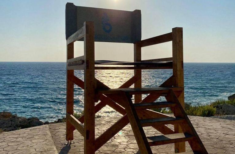 """Ποια ιστορία κρύβεται πίσω από την """"καρέκλα της Χλώρακας"""";"""