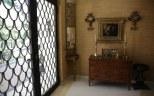 Interior da Fundação Ema Klabin | Guilherme Tosetto/G1