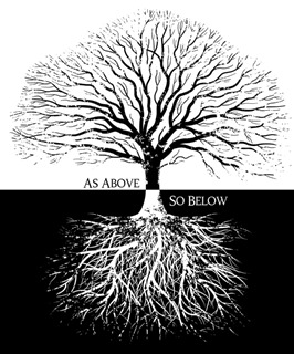 As Above So Below Full Quote : above, below, quote, Above,, Below, Pagan, Grove