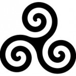 Celtic Spiral 150x150 A Year and A Day